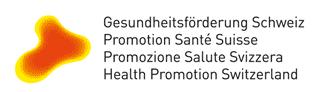 Logo von Gesundheitsförderung Schweiz